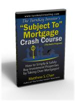 TurnKey Investor's 'Subject To' Mortgage Crash Course
