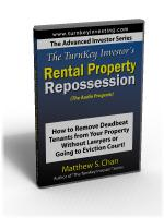 TurnKey Investor's Rental Property Repossession